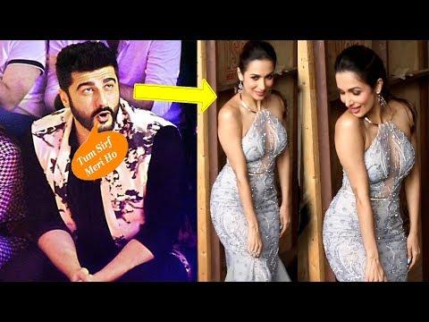 Omg ! Arjun Kapoor's Crazy Reaction seeing gf Malaika Arora Mp3