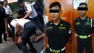 Download Video Polisi Tangkap 4 Pelaku Pengeroyokan Terhadap 2 Pemuda di Unimed, Wajahnya Viral di Medsos MP3 3GP MP4