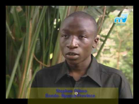 Interview of Stephen Otieno, Student from Bondo in Nyanza Province