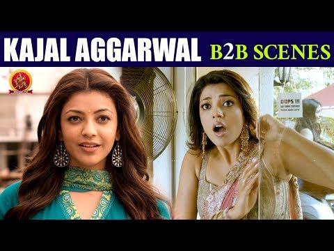 Kajal Aggarwal Back To Back Scenes || Kajal Aggarwal Movies || Bhavani HD Movies