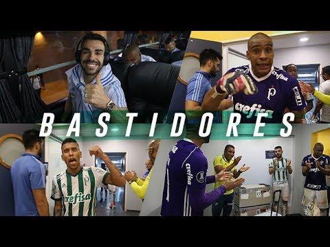 OS BASTIDORES E OS GOLS DE BOCA JUNIORS 0 X 2 PALMEIRAS