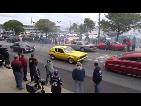 Wildwood Nj Car Show Burnouts YouTube - Car shows in nj