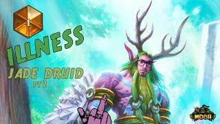 Top 1 Jade Druid by Illness95 - [HEARTHSTONE ITA]
