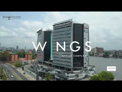 The Wings Grade A Commercial Office Space in Victoria Island, Lagos.