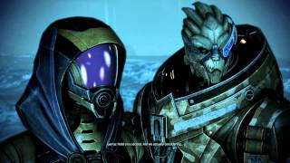 Mass Effect 3: Garrus Romance in Leviathan DLC
