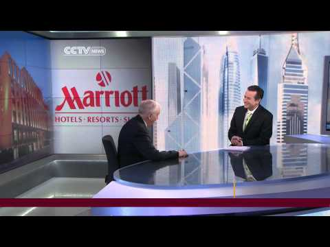 J.W. Marriott, Jr. Discusses Marriott's Expansion in China