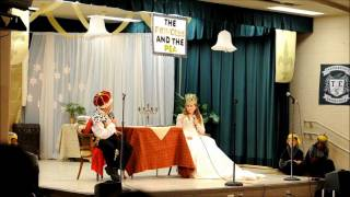 THORNEBROOKE ELEMENTARY SCHOOL: The Princess & The Pea 5-19-2011