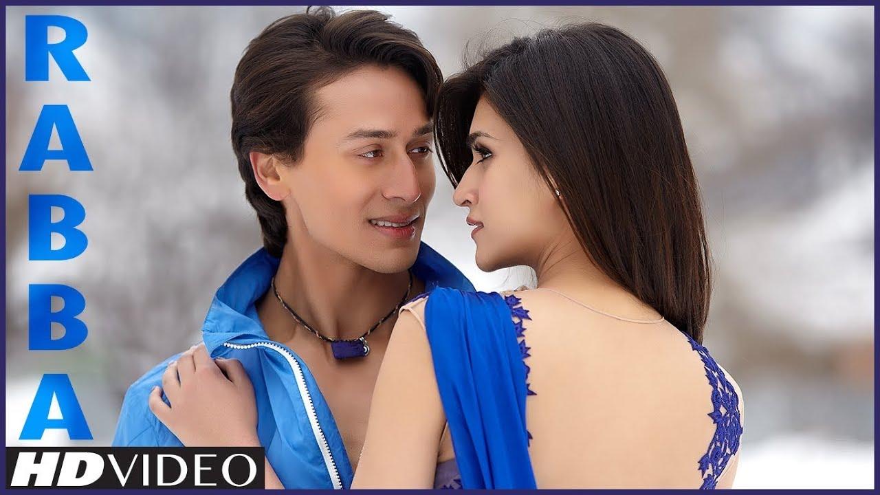 Heropanti: Rabba Full HD Video Song | Mohit Chauhan | Tiger Shroff | Kriti  Sanon