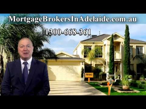 Mortgage Brokers In Adelaide  Ph:1300-668-361