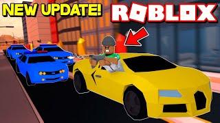 *NEW* FALL UPDATE!! | Roblox Jailbreak