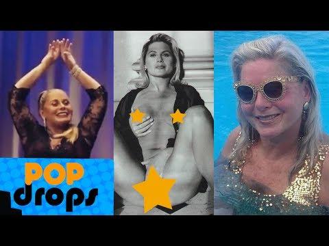 Vera Fischer sai do hospital #PopDrops @PopZoneTV