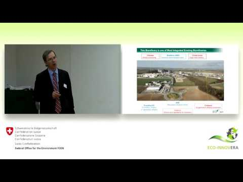 Eco-innovation parks: The biorefinery of Pomacle Bazancourt in Reims, France