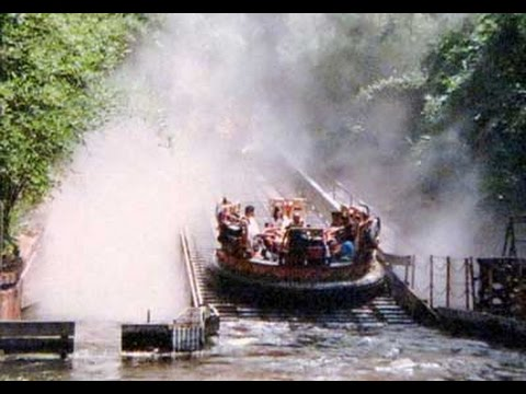 Kali River Rapids Water Ride HD Animal Kingdom