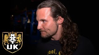 Conners says NXT UK has ignored him for too long: NXT UK Exclusive, Nov. 14, 2019