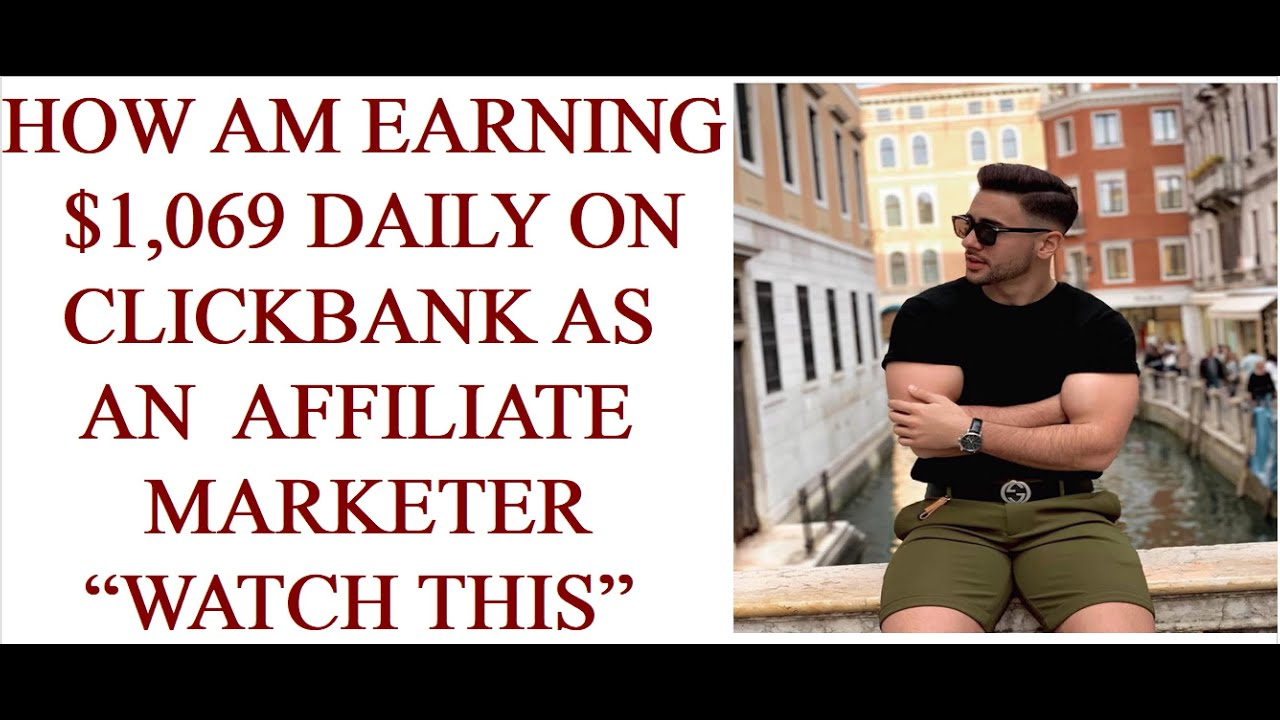 How i made ,000 in 7 Days From Clickbank In 2020 (affiliate cb)