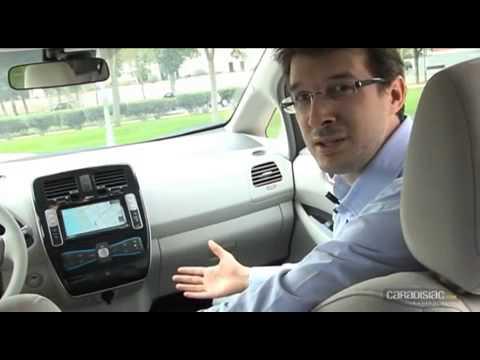 Nissan LEAF, la voiture 100% électrique !