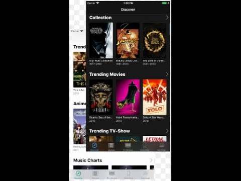 (IOS) Any Movies & TV Shows Watch HD Free (with Moviebox HD) Movies App{ 2019}
