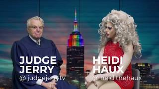 Pride with Judge Jerry | Featuring Heidi Haux | Judge Jerry