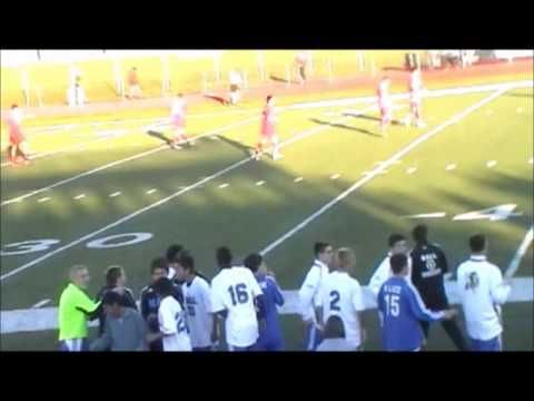 Soccer Goalie Scores Goal With 16 Seconds Remaining