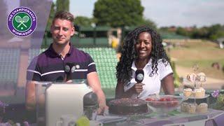Replay: Wimbledon Coffee Morning - Day 10