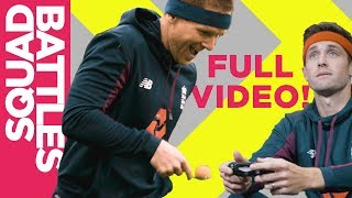 Sumo Wrestling, Kissing Trevor Bayliss and Egg & Spoon Racing 😂 | Squad Battles Full Series!