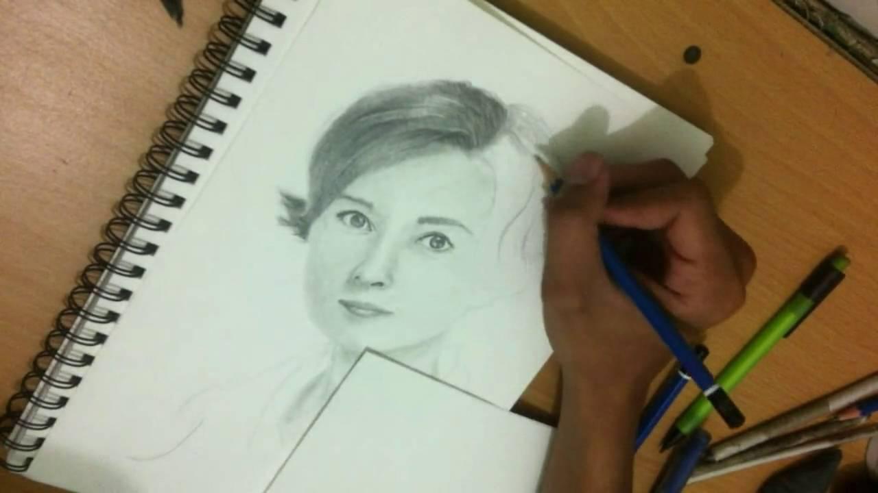 Download Modul Belajar Menggambar Sketsa Wajah Dengan Pensil