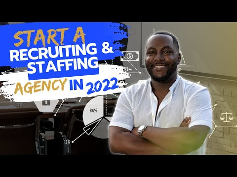 How To Make $20,000 A Month - Start A Recruitment & Staffing Agency!