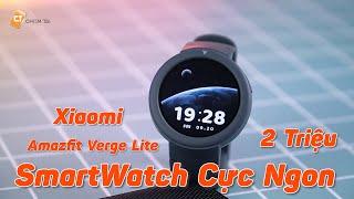 Amazfit Verge Lite Smartwatch Giá Rẻ Cực Ngon Đến Từ Xiaomi Chỉ 2 Triệu! Pin 20 Ngày, Nhịp Tim, GPS