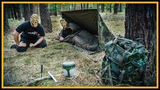Günstige Bushcraftausrüstung von der Bundeswehr - Outdoor Bushcraft Survival