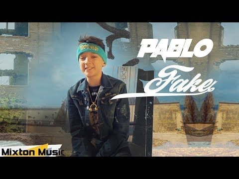 Cantec nou: Pablo - Fake (Official Video) by Mixton Music