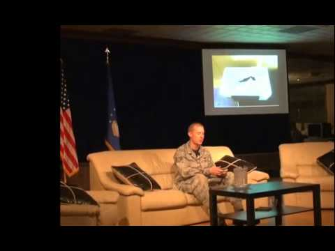 Storytellers Peterson AFB SSgt Holden Montgomery