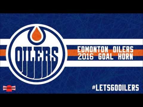 Edmonton Oilers 2016 Goal Horn