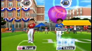 We Cheer 2 (Wii) - Party Game -- Hot Balloon