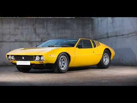 Review Of A Rare £300k 1969 De Tomaso Mangusta