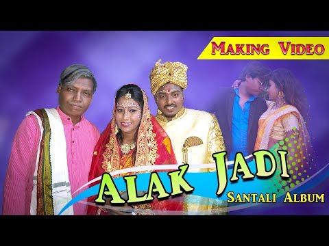 Alag Jadi // Santali Album Making Video 2019 // Rajesh & Urmila