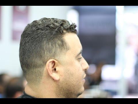 TAPER/BLOWOUT haircut tutorial