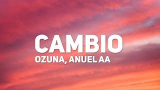 Ozuna, Anuel AA - Cambio (Letra)