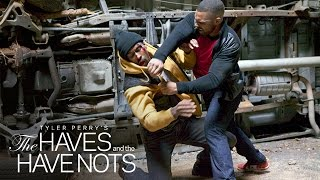 Benny Vs. Quincy | The Haves and the Have Nots | Oprah Winfrey Network
