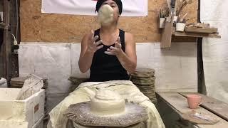 How to makes ceramics 『 Bol    』陶芸家 『 青木良太 』 RYOTA AOKI POTTERY