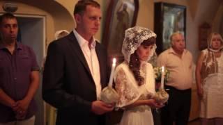 Венчание Константина и Ирины Дартау