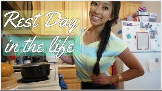 Rest Day: Clean Eating Wimp?!