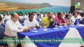 OCAD CARIBE ESPECIAL EN LA GUAJIRA