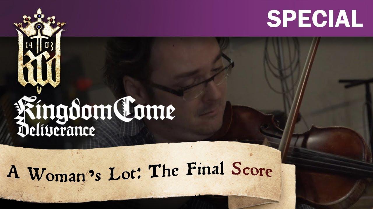 Kingdom Come: Deliverance - A Woman's Lot: The Final Score