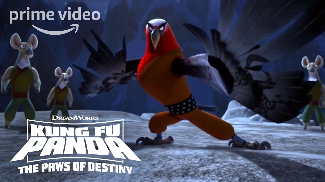 Exclusive Meet The Foe Of Kung Fu Panda The Paws Of Destiny