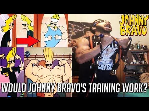 Would Johnny Bravo's Band Training Work in REAL LIFE?