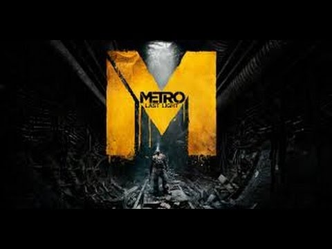 Metro: last light part 1: Am I dreaming?