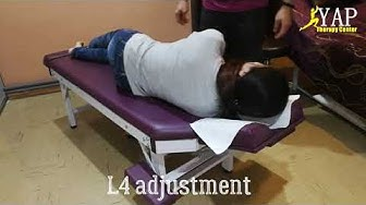 Lower Back PAIN Adjustment Chiropractic in Kedah