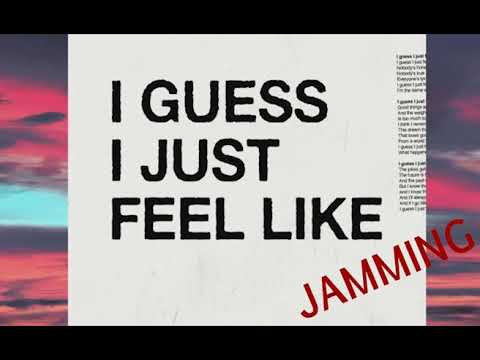 I Guess I Just Feel Like By John Mayer - Backing Track Solo (No Humming)