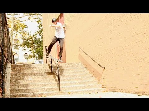 "REVIVE SKATEBOARDS ""Take Over the World"" JOSH KATZ / B-Sides & RAW"
