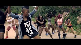 Fay-Ann Lyons ft. Stonebwoy - Block The Road | Official Music Video